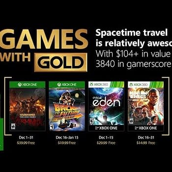 Xbox Reveals Its Games With Gold Lineup For The December