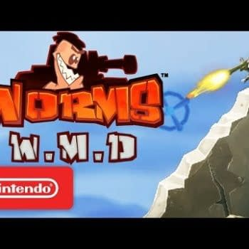 Worms W.M.D Gets A Launch Trailer To Celebrate Its Switch Release