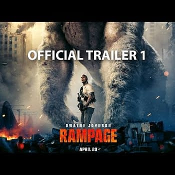 Watch The First Rampage Trailer Starring Dwayne The Rock Johnson