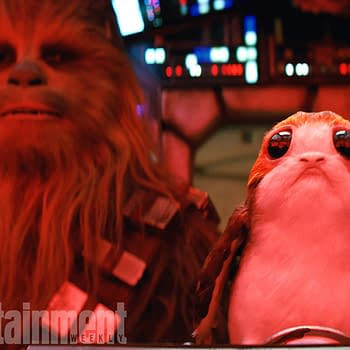 Porg Abuse In The Newest Star Wars: The Last Jedi Trailer