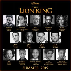 Jon Favreau Shares Photo of His Lion King Production