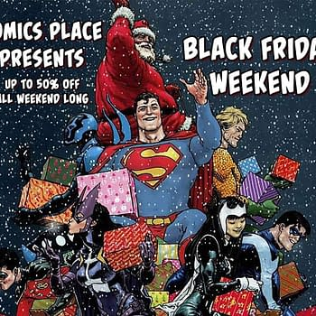 Black Friday Comic Shop Deals For 2017: Part Two Over 130 More Stores