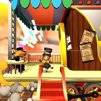 Reliving The Classic 3D Platformer Life: We Review A Hat In Time