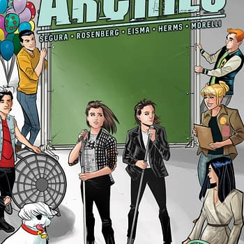 Canadian Rockers Tegan And Sara Will Guest Star In Februarys Archies #5