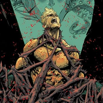 Aquaman Annual #1 Review: A Beautiful and Sad Story Hindered by Subpar Art