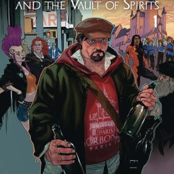 Armstrong And The Vault Of Secrets By Fred Van Lente: Valiant February 2018 Solicits