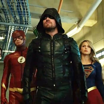 Grant Gustin Stephen Amell Caity Lotz And Chyler Leigh Weigh In On Andrew Kreisberg Suspension
