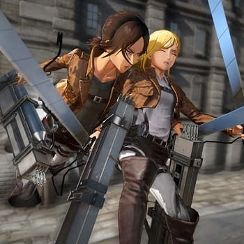 Attack On Titan 2 Receives A New Multiplayer Trailer