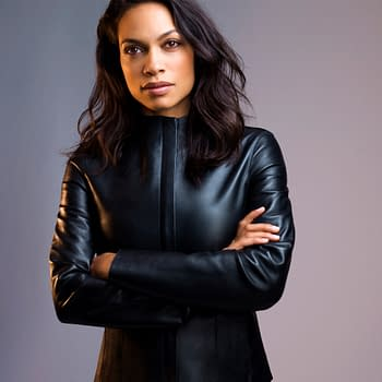 Rosario Dawson Talks About Narrating Andy Weirs Artemis