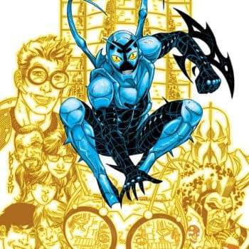 Blue Beetle Confirmed To Be Cancelled With DC February Solicitations