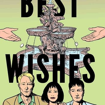 Mike Richardson And Paul Chadwick Talk Their Original Graphic Novel Best Wishes