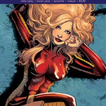Exclusive First Look At The Women Of Dynamite Comics Shipping February 2018