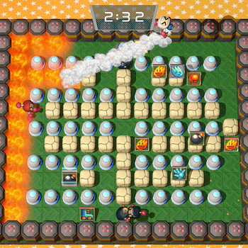 'Super Bomberman R' Gets New Content & Grand Prix Mode