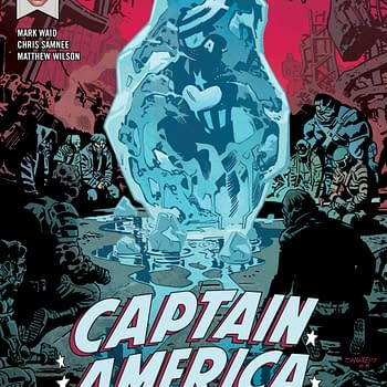 Marvel To Put Captain America Back In The Ice In February
