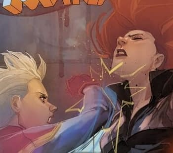 Captain Marvel #126 Review: In A Mirror Slightly Tinted Grey