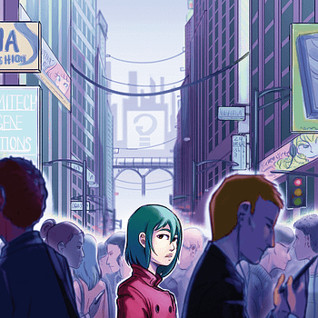 Indie Comic Spotlight: Centralia 2050 Vol. 1 – Manga-Styled Cyberpunk With A Compelling Lead