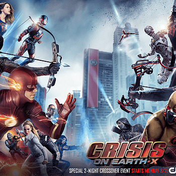 Crisis On Earth-X: Two More Bad Guys Appear On New Poster