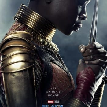 Deleted Scene from 'Black Panther' has Okoye and W'Kabi Fighting About Killmonger