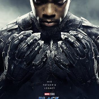 Check Out These 7 Stunning New Black Panther Posters
