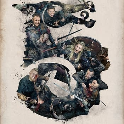 Watch: Vikings Cast Does Facebook Live Ahead of Season 5 Premiere