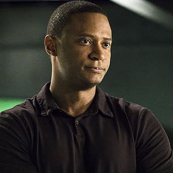 The Flash Season 4: David Ramsey Likes Visiting the Light Series