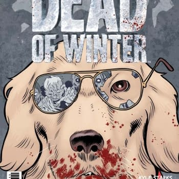 Dead Of Winter #4 Review: A Tone So Deaf That It Cant Hear You