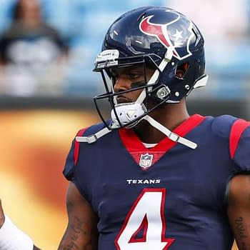 Houston Texans Deshaun Watson Tears ACL Is Done For The Season