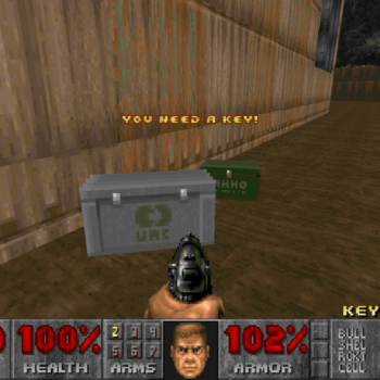 There's A 'DOOM' Mod That Pokes Fun At Loot Boxes