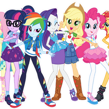 My Little Pony: Equestria Girls Is Hitting YouTube Today