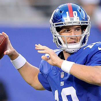 New York Giants Bench Eli Manning After Disastrous 2-9 Start