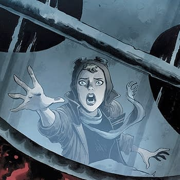 Elsewhere #4 Review: Cool Premise Unexciting Execution