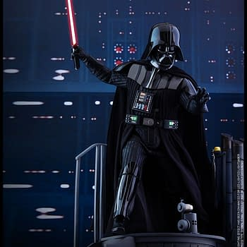 Darth Vader From Empire Strikes Back Coming From Hot Toys