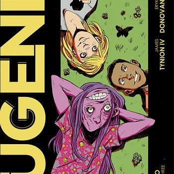 Eugenic #2 Review: The Future Looks Dark Depressing And Distressingly Familiar