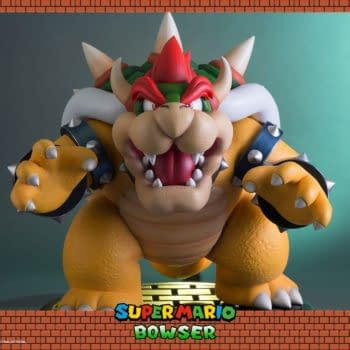 That Bowser We Showed You At NYCC Is Now Up For Pre-Order