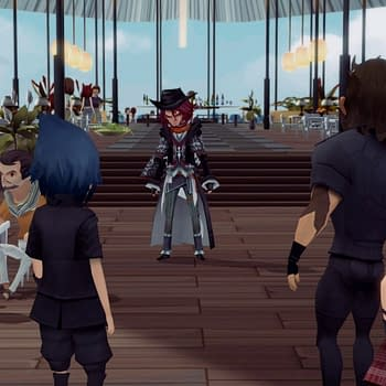 Final Fantasy XV: Pocket Edition Gets A New Trailer &#038 Images
