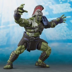 Hulk Thor Ragnarok Figuarts Figure Smashes All Other Hulks