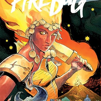 Firebug by Johnnie Christmas and Tamra Bonvillain Comes to TPB from Image in March