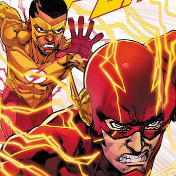 The Flash #35 Review: More Upbeat And Energetic