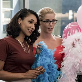 The Flash Season 4: The Worst Stripper Ever Crashes Girls Night Out