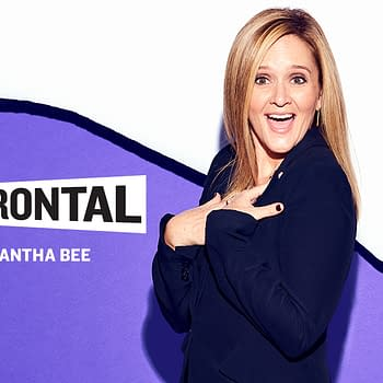 Full Frontal With Samantha Bee Apologizes For Botched Comic Book References