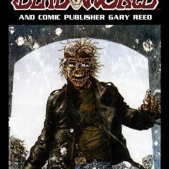 Deadworld Anthology Pays Tribute To Gary Reed