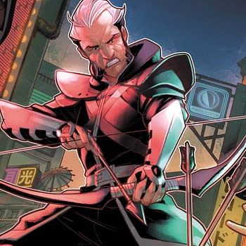 Green Arrow #34 Review: Green Arrow Versus Ayn Rand