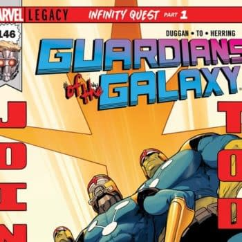 Marvel Legacy Guardians Of The Galaxy #146 Review: Unexciting, But Promising
