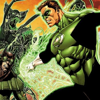 Hal Jordan And The GL Corps #32 Review: Cool Battle Little Plot Advancement
