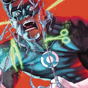 Hal Jordan and the Green Lantern Corps #33 Review: Phenomenal Art and Uplifting Story