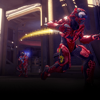 The Halo 5: Guardians Latest Update Has Xbox One X Support