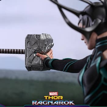 Thor: Ragnaroks Hela Absolutely Crushes It In Her Hot Toys Release