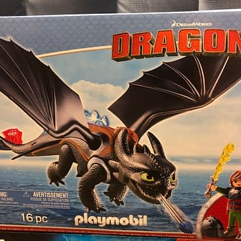 Playmobil Brings The Cuteness With How To Train Your Dragons Toothless