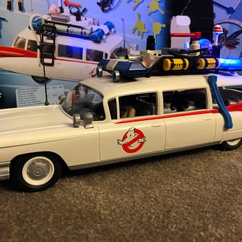 Ghostbusters Ecto-1 From Playmobil Is A Must-Own