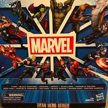 Marvel Titan Hero Series Collection is Perfect for Certain Collectors
